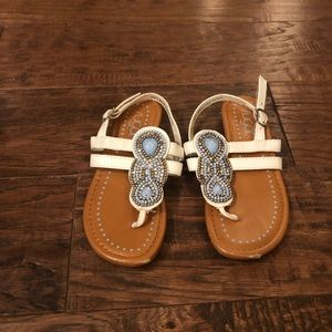 Other - White sandals